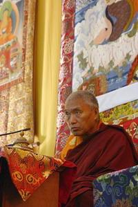 Namkhar Trimed Rinpoche